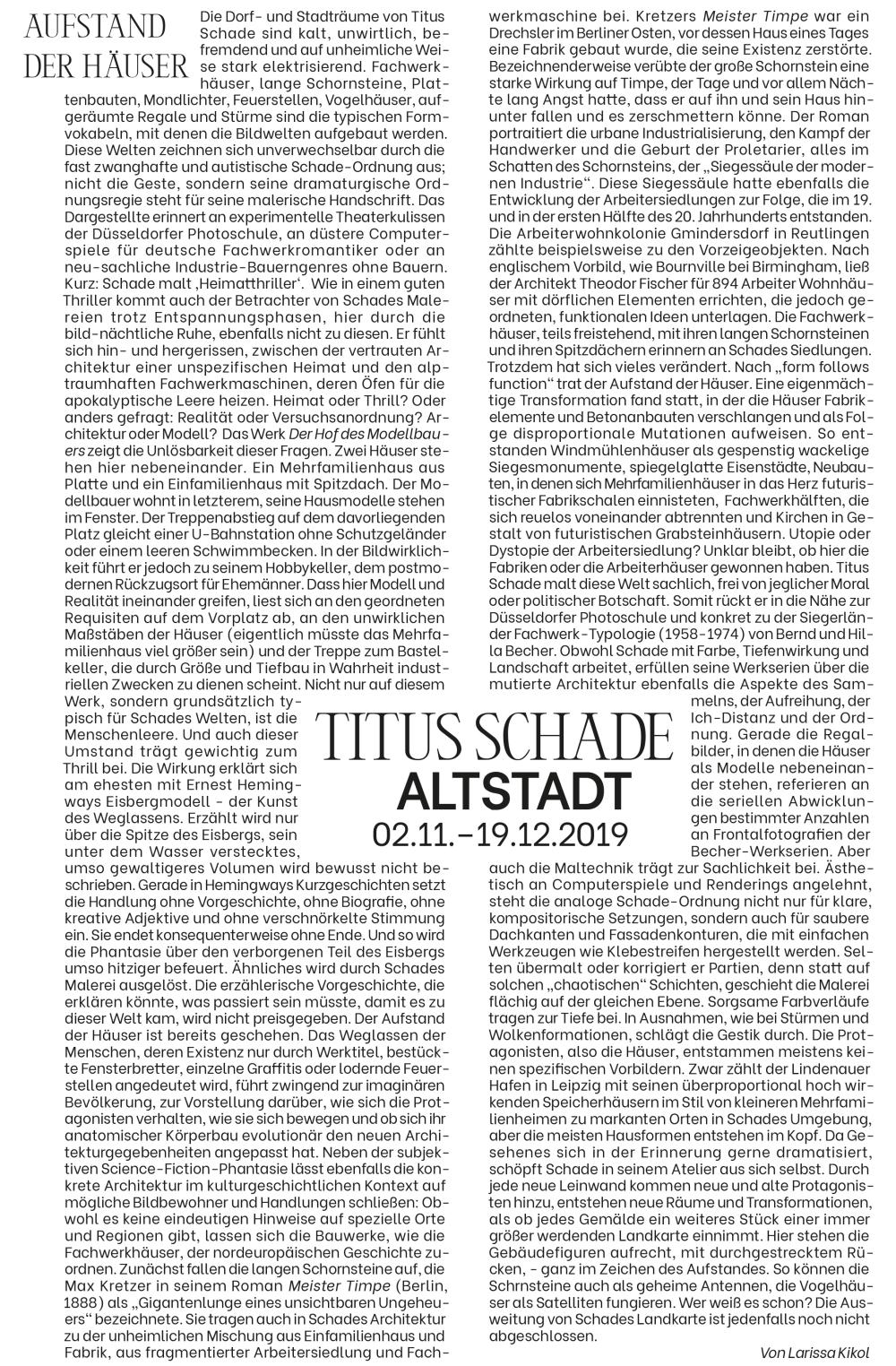 Eigen + Art_Titus Schade.indd